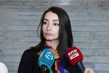 """Leyla Abdullayeva: """"Xocalıda qanlı soyqırımı törədən Ermənistanın rəhbərinin irqçilikdən danışmağa haqqı yoxdur"""""""