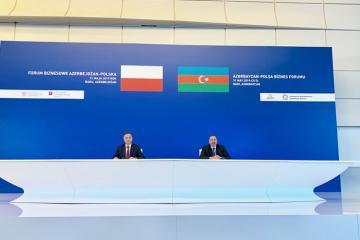 Bakıda Azərbaycan-Polşa biznes forumu keçirilib - [color=red]YENİLƏNİB[/color]