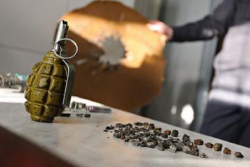 В Армении мужчина закидал гранатами дом бывшей жены