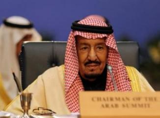 Saudi king says Iran actions threaten regional, global security