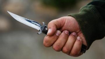 Yevlaxda bıçaqla polislərə müqavimət göstərən şəxs tutulub