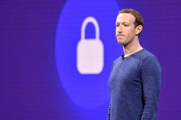 """Цукерберга оставили на посту председателя совета директоров """"Facebook"""""""