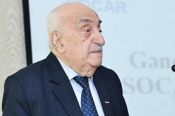 """Xoşbəxt Yusifzadə: """"Azərbaycan indiyədək dünya bazarlarına 508 mln. ton neft çıxarıb"""""""