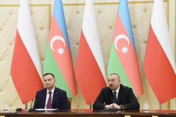 """Prezident İlham Əliyev: """"İşğalçı qüvvələr işğal edilmiş torpaqlardan çıxmalıdır"""""""