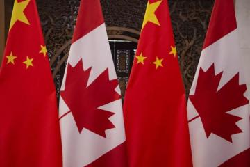 China says hopes Canada understands consequences of siding with US
