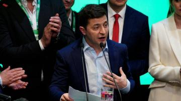 Zelensky says Ukraine continues to move towards EU and NATO