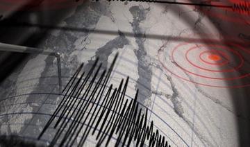 5.0-magnitude earthquake hits near Bali, Indonesia