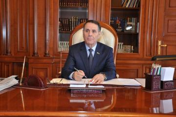 Новруз Мамедов принял участие в заседании Совета глав правительств СНГ в Ашхабаде