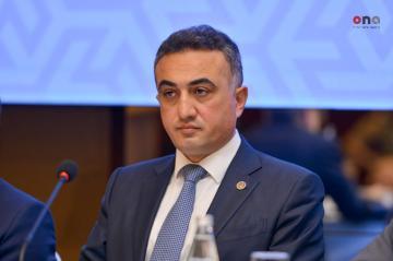"""Anar Bağırov: """"Dövlət hesabına ödənilən hüquqi yardım 3 dəfə artırıb"""""""