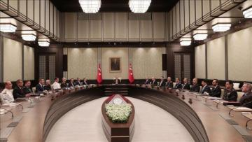National Security Council: 'Turkey resolved to keep fighting terrorist groups'