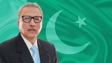 Arif Alvi: The people of Pakistan join in celebrating with their brethren from Azerbaijan this joyous occasion