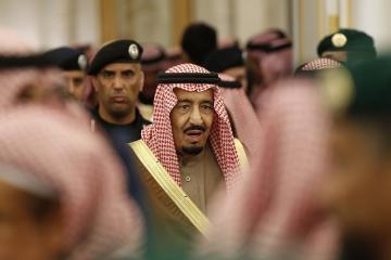 Səudiyyə kralı Fələstin problemini ərəb dünyasının əsas problemi adlandırıb