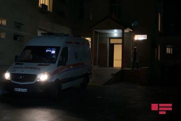 В Баку автобус попал в аварию, ранены четверо