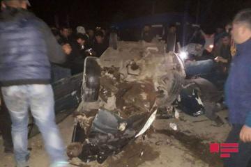 В Грузии азербайджанцы попали в ДТП: есть погибшие и раненые - [color=red]ФОТО[/color]