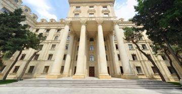 МИД Азербайджана вручил ноту протеста послу США