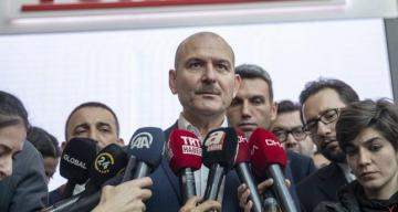 Turkey no hotel for other countries' ISIS terrorists, Interior Minister Soylu says