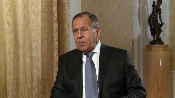 Lavrov says no state protected against US sanctions