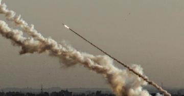 Из сектора Газа выпустили десять ракет по Израилю