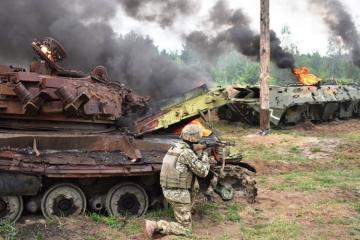 BMT Donbasda müharibədə ölən mülki şəxslərin sayını açıqlayıb