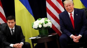 Трамп заявил о скорой встрече с Зеленским