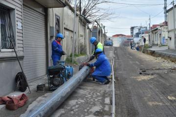 «Азерсу» предупреждает о перебоях с подачей питьевой воды