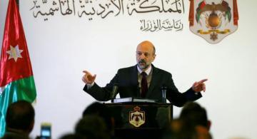 Jordan's cabinet resigns ahead of gov't reshuffle