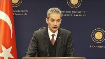 Türkiyə XİN sözçüsü ABŞ-ın hesabatına etiraz edib