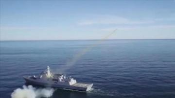 Turkey successfully tests sea-launched cruise missile