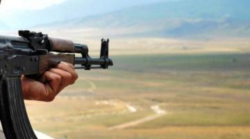 Ermənistan silahlı qüvvələri snayper tüfənglərindən də istifadə etməklə atəşkəsi 23 dəfə pozub