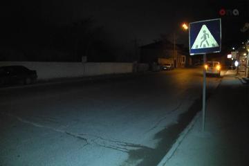 В Баку сбит пешеход, водитель скрылся с места ДТП