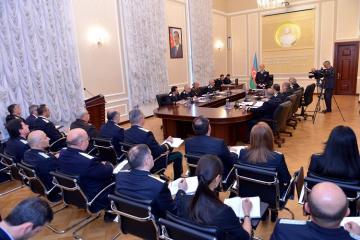 В Азербайджане за 15 лет в отношении 200 судей начато дисциплинарное производство