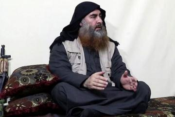 Turkey captured al-Baghdadi's relatives in Syria, official says