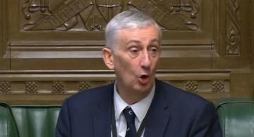 UK Parliament elects Sir Lindsay Hoyle as its new speaker