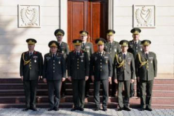 Turkish high-ranking military delegation visited Azerbaijan Military Academy named after Heydar Aliyev