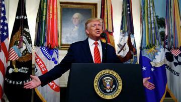Трамп одобрил расширенную военную миссию США по защите сирийской нефти