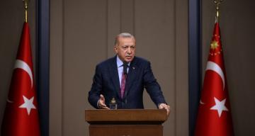 Al-Baghdadi's child captured, Erdogan says