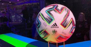 Представлен мяч Евро-2020 - [color=red]ФОТО[/color]