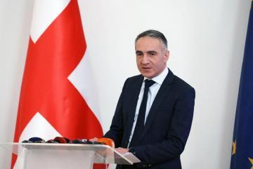 В Грузии министр подал в отставку