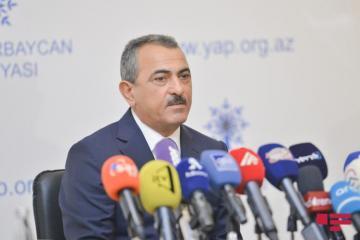 """""""Azərsu"""" ASC-nin sədri: """"Bütün rayonların su pasportları hazırlanır"""""""