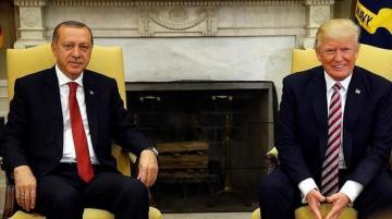 Erdogan, Trump to meet in Washington on Nov. 13