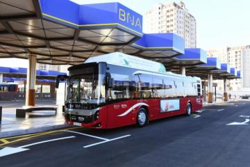 Buses to Baku villages to depart from the Athletes village