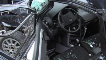 Супружеская чета пострадала при ДТП в Гаджигабуле