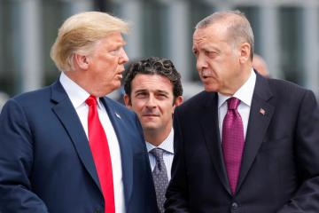 """Erdogan: """"Trump suggested to name the so-called """"Armenian genocide"""" a battle"""""""