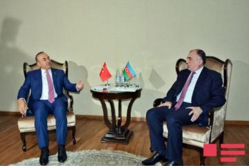 "Turkish FM: ""Turkey is Azerbaijan and Azerbaijan is Turkey"""