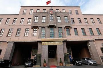 """Türkiyə Müdafiə Nazirliyi: """"Tel-Abyaddakı terrorda 8 nəfər ölüb, 20 nəfər yaralanıb"""""""