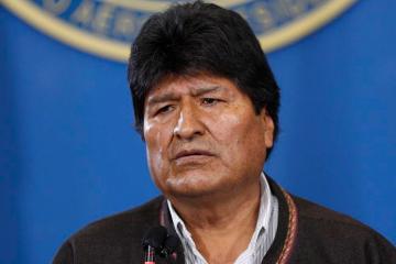 Boliviyada müxalifət lideri Evo Moralesin istefasını və prezident seçkilərinə qatılmamasını tələb edib