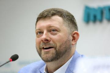 Ukraynada hakim partiyanın sədri dəyişib
