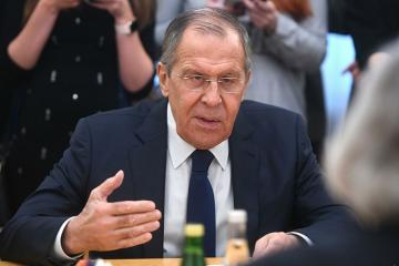 "Lavrov: ""Sides have to coordinate themselves composition of negotiation process related to Garabagh conflict"""