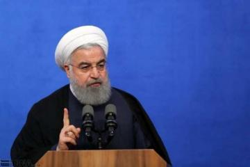 "Rouhani: ""Arms embargo against Iran to be lifted in 2020"""