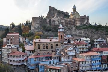 Number of Azerbaijani citizens visiting Georgia increased
